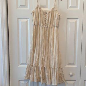 AERIE Midi Dress - Small - NWT